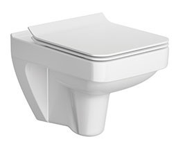 Wall hung bowl CleanOn without seat