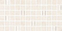 Karoo Cream Mosaic Glass