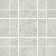 Pietra Light Grey Mosaic